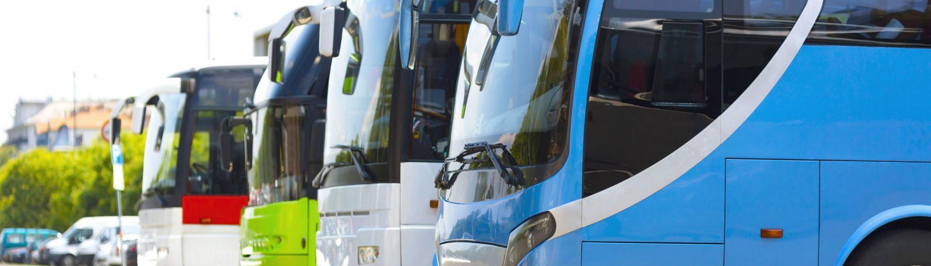 Die bekanntesten Fernbus Anbieter